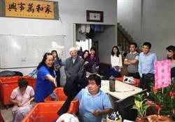 龍華企管系參訪庇護工場 協助整合行銷服務