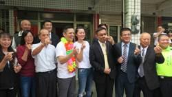 世界麵包冠軍陳耀訓光榮返鄉 感謝家人一路陪伴支持