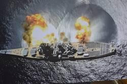 二戰英雄艦愛荷華號 曾被自己人射魚雷