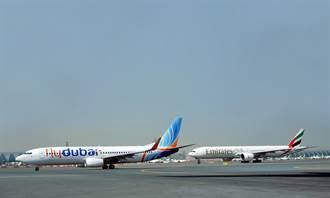 阿聯酋航空與杜拜航空共用班號再增新航點 啟用首周即賣出近1.4萬張機票