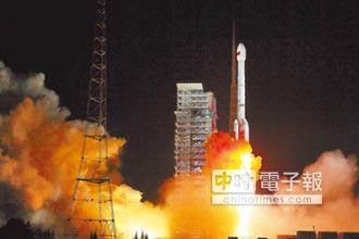 大陸助推火箭落回地面 在地面引發爆炸