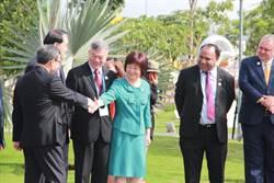 破除「零互動」 兩岸APEC部長公開禮貌寒暄