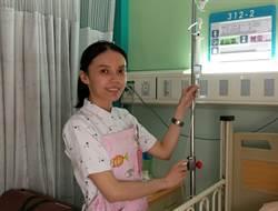 等了14年!聖保祿護理師捐贈幹細胞給癌童
