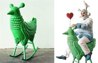 西班牙設計金童「亞米‧海因」唯一設計個展  超值早鳥票現正搶購中