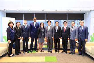 美國環保署拜會台中市 成立全球環境教育夥伴秘書處