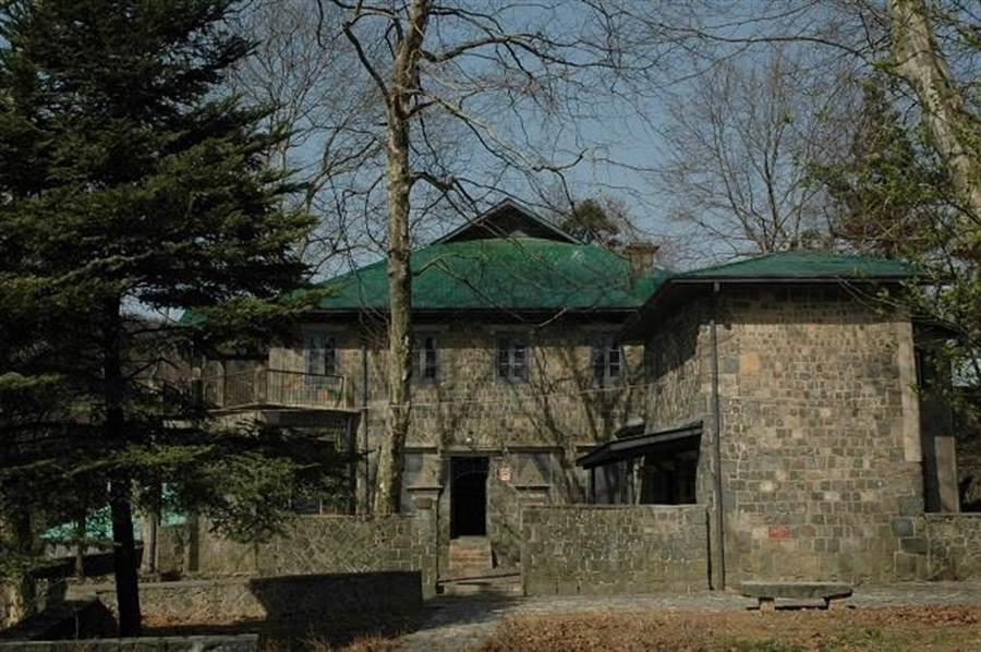白雲山館作為蔣介石的別墅,也是第二次國共合作談判舊址。(圖/主辦單位提供)