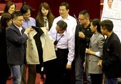 民進黨議員送「入黨書」 柯P未簽直呼:不要啦