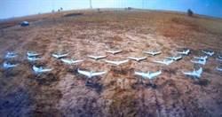 陸無人機蜂群系統進化 攻美航母添利器