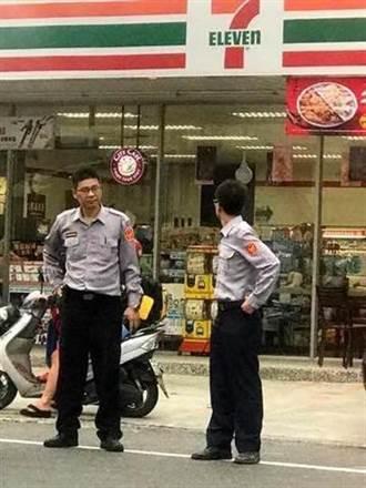 阿里山超商清晨搶案 歹徒持刀押店員搜刮財物