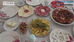 直擊!土耳其人的超豐盛早餐 網讚:準備的跟過年一樣澎派
