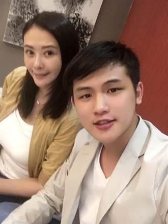 蕭淑慎光棍節嫁了 新婚夫小她14歲