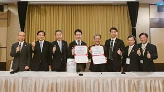 台中市、日本大分縣企業 簽訂合作契約拚商機
