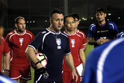 足球》史上頭一遭 中華男足包機直飛土庫曼