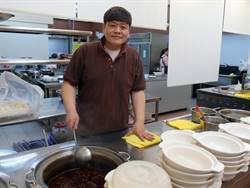 台南市吳媽媽牛肉麵「厚工」出好味