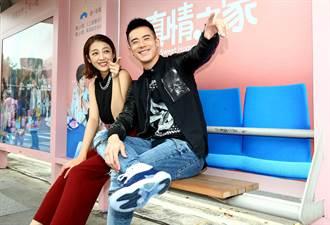 JR、黃甄妮戲裡「妳追我跑」 戲外她是跟屁蟲