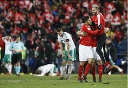 世足資格賽》瑞士克羅埃西亞晉級 義大利背水一戰