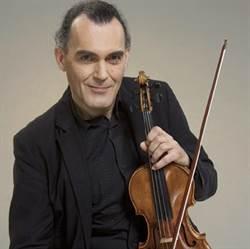 世界級小提琴家夏利耶將首度來台 月底琴挑巴洛克