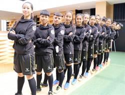 大江生醫全力相挺3年 來義女足將赴西班牙比世界盃