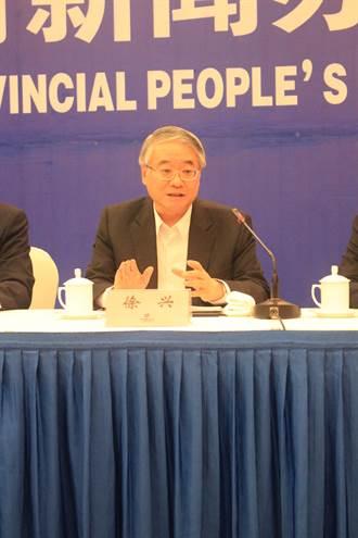 電電公會副秘書長徐興:兩岸應共同制定「智慧服飾」產業標準 「一起賺全世界的錢」