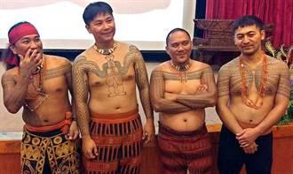 把祖先印記穿上身,排灣、魯凱族年輕人重振紋手紋身文化