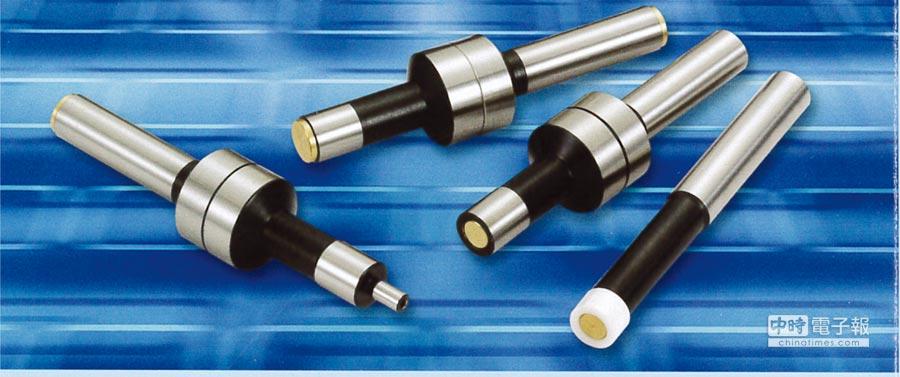 盟鋒鐵工廠系列尋邊器,可依客戶需求之規格量身訂做,透過專利內部結構設計,確保操作人員安全。圖/業者提供