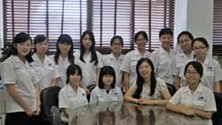彰女數理資優生 全國高中數學建模競賽三連霸