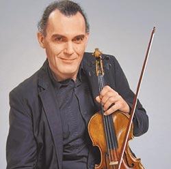 小提琴大師夏利耶 月底琴挑巴洛克
