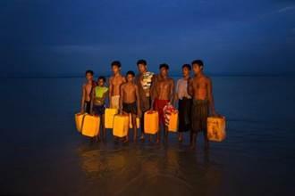 汽油桶當救生圈 羅興亞少年漂流4公里逃往孟加拉