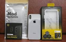 iPhone好朋友》犀牛盾Mod兩用保護殼與擴充鏡頭試用