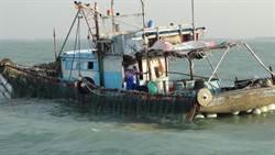 漁船違法拖網捕魚拒受檢 海巡錄影蒐證取締
