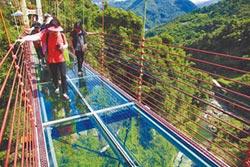 琉璃光之橋滿楓紅 假的啦
