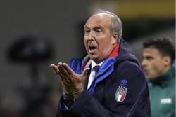 60年首次無緣世足 義大利開除總教練