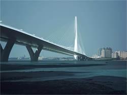 淡江大橋6度流標 2022年完工承諾跳票