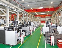 崴立高階工具機 兼顧效率精度與品質