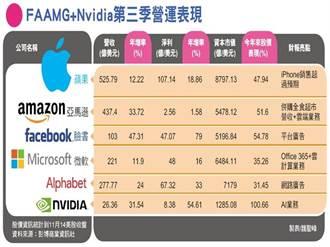 《先探投資週刊》FAAMG+Nvidia是全球股市明燈