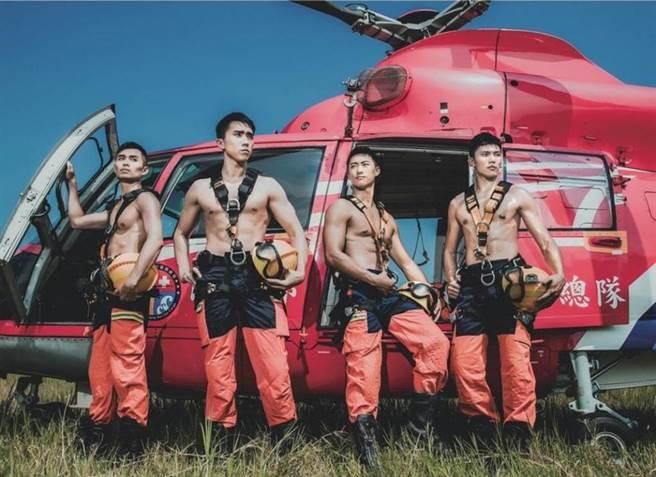 2018 消防月曆