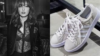 日本上市5分鐘內賣光!愛迪達adidas Originals推日本超模梨花聯名款