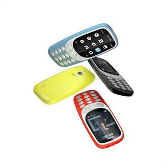 粉絲撒花 復刻版諾基亞3310 3G版正式上市空機2千有找