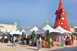 首度舉辦美式大型耶誕市集 華泰名品城耶誕村 登場