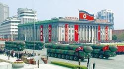 北韓洲際飛彈 技術難突破