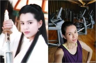 50歲「姑姑」李若彤健身自拍 線條驚呆人!