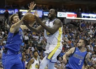 NBA》防守悍將格林也傷了 衛冕軍勇士該怎辦?