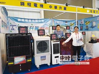 中華升麗負壓風扇、冷風扇 比市售品牌節電逾30%