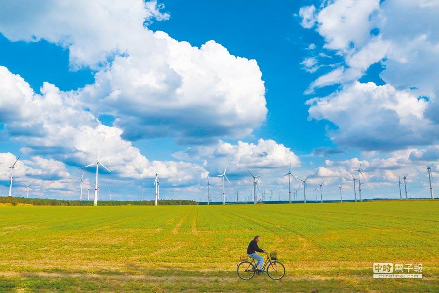 費爾得罕為德國第一個百分百自主的能源村。(鄧博仁攝)