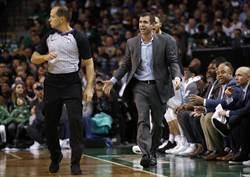 NBA》14連勝靠運氣?綠軍主帥:我們還不夠好