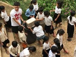 政府推新南向  大學生完成不「柬」單志願服務