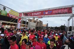 迎向「九降風」鹿港首場馬拉松 穿梭小鎮的古往今朝