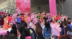 踩舞祭湧進30萬人次參與舞者民眾舞力全開嗨翻台中