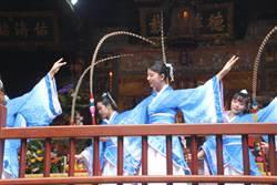 祀典大天后宮秋祭 台南大學學生改編現代舞表演吸睛