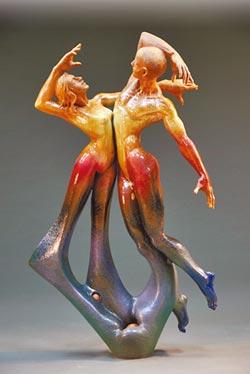 游忠平陶瓷雕塑 傳遞無限生命力